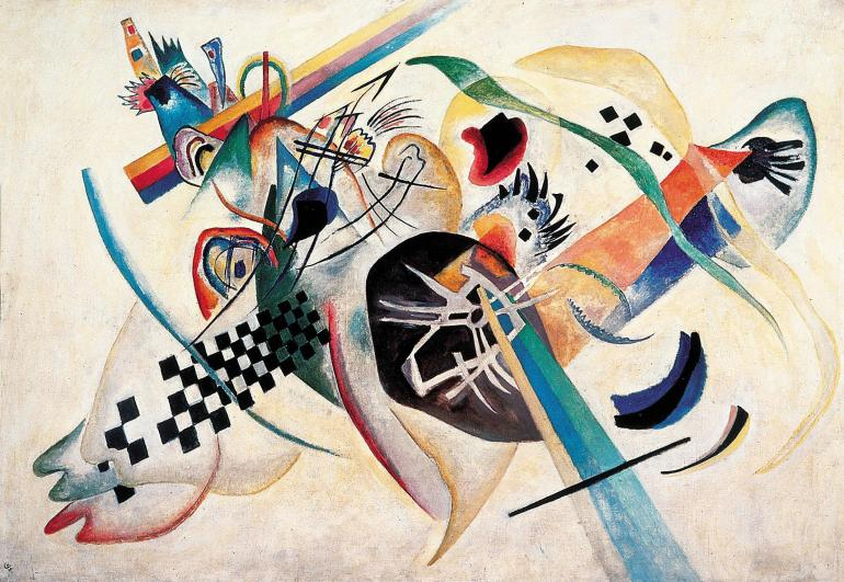 Kandinsky: The Artist as Shaman Exhibition
