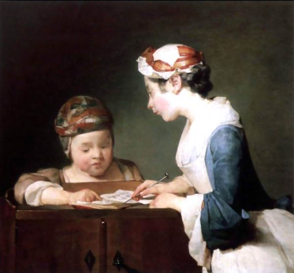 jean-baptiste-simon-chardin-la-giovane-maestra-1735-'36