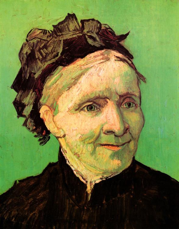 portrait-of-the-artist-s-mother-1888-VAN GOGH