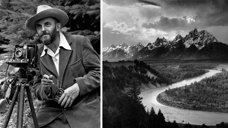 Ansel Adams 20 febbraio 1902 – 22 aprile 1984