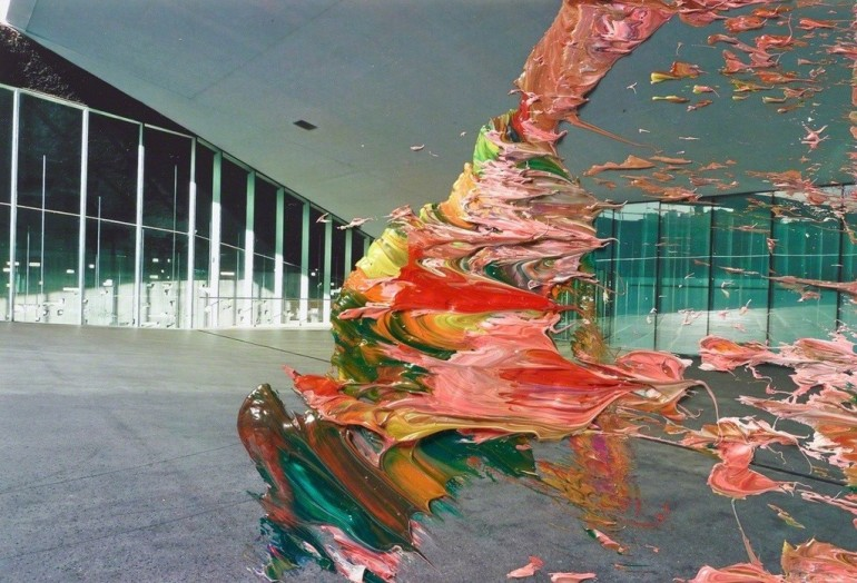 Gerhard Richter 13 November 2014 , 2014