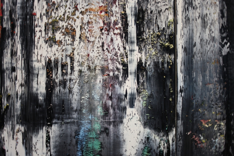 Gerhard Richter, 40 Years of Painting The Art Institute of Chicago, Chicago, USA June 2002 opera del 1989