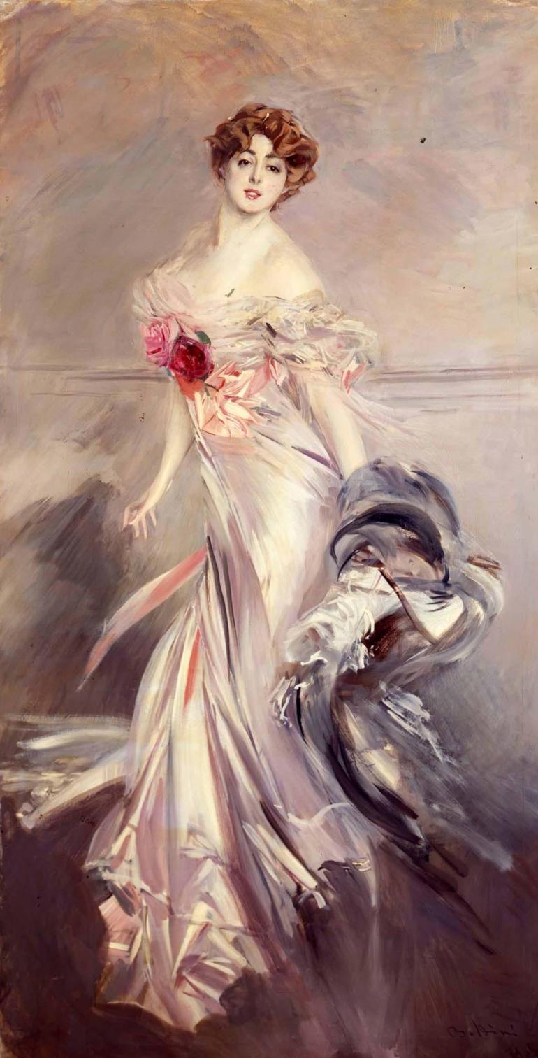 Giovanni Boldini, Madame Marthe Régnier (1905)