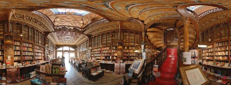 Lello & Irmão, la libreria di Harry Potter a Porto 2
