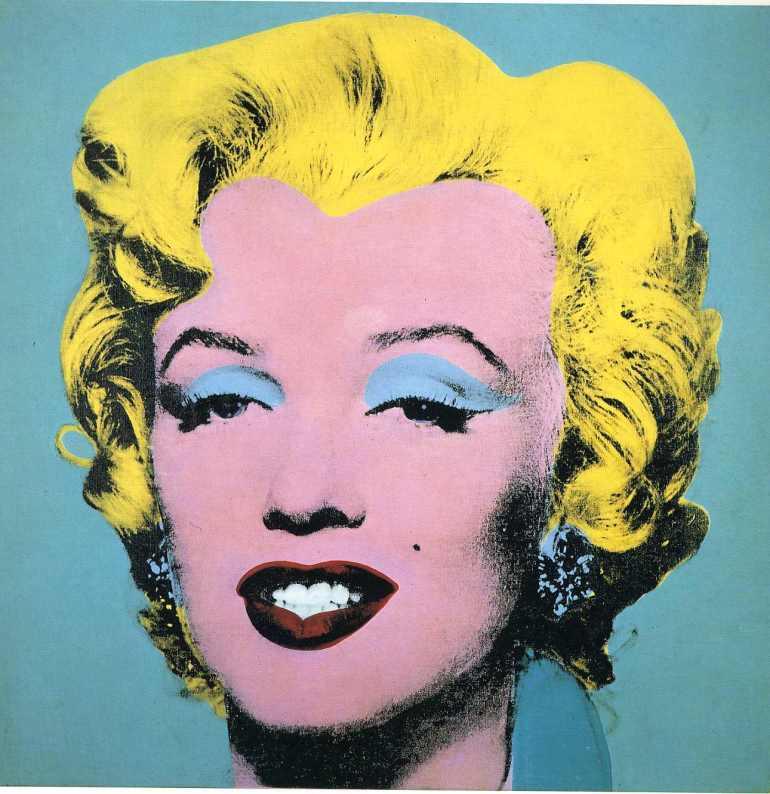 Marilyn Monroe - Andy Warhol - 1962 - Trovato su Pinterest, pubblicato da Foster Ginger