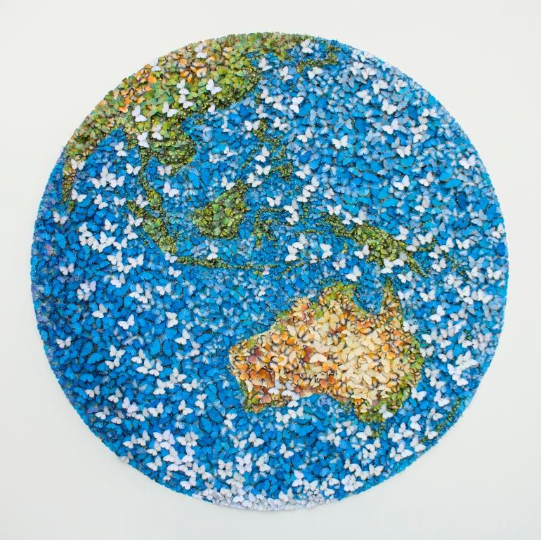 Oceana, 100x100 cm, 2016