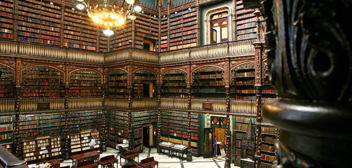 Real Gabinete Português de Leitura – Rio de Janeiro, Brasile 3