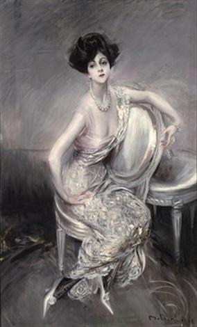 Ritratto di Rita de Acosta Lydig - Giovanni Boldini - 1911