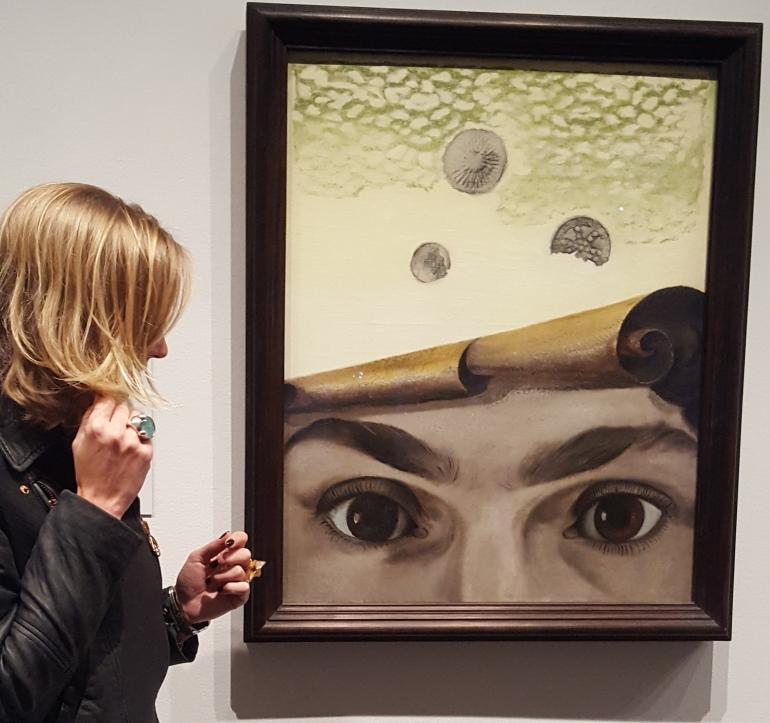Max Ernst, Gala Eluard - 1924 - surrealismo