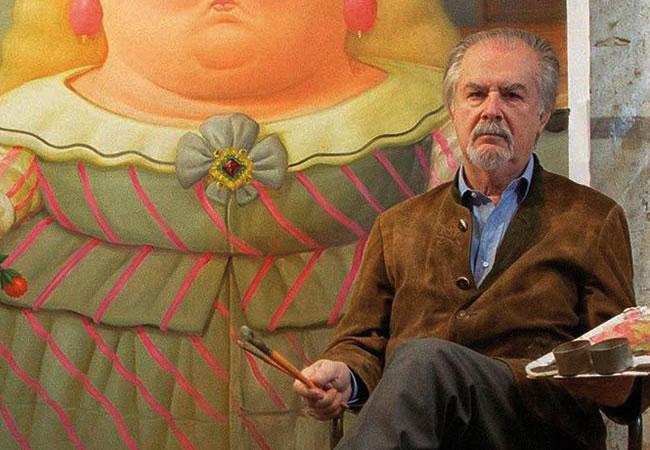 Fernando Botero - da Telemedellìn