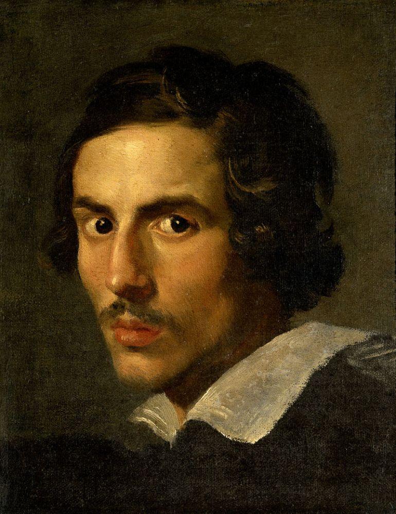 Gian Lorenzo Bernini, Autoritratto 1623 circa - da Wikipedia