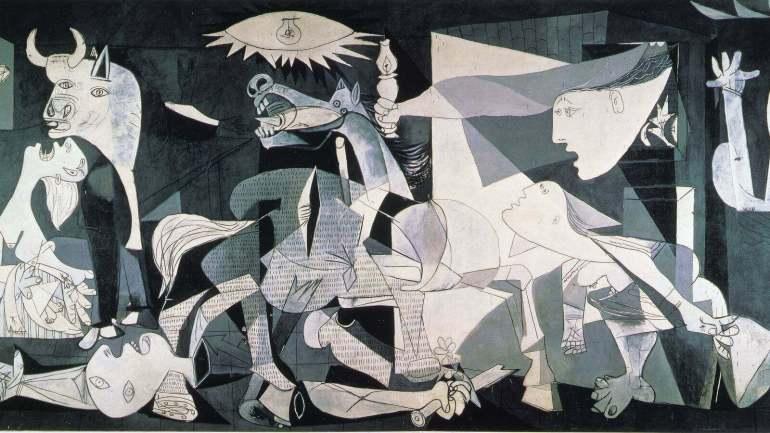 Guernica, Picasso 1937