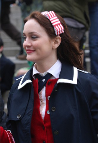 Leighton Meester, in Gossip Girl - da tustyle.it 14 Agosto 2014