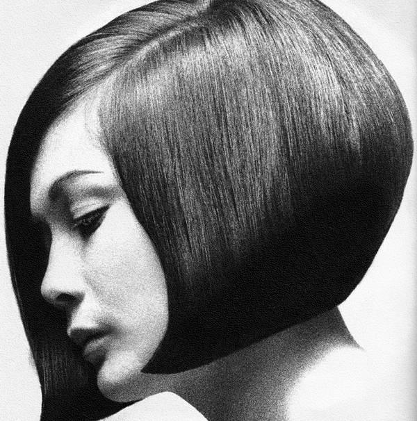 Vidal Sasson -L 'arte nei capelli anni 50-60 - da stileggendo.com 2012