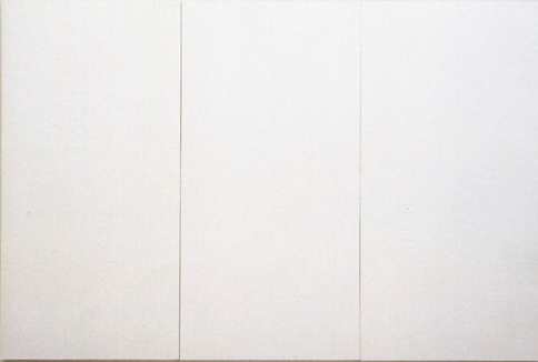 White Paintings dell_americano Robert Rauschenberg, del 1951 - da SFMoMA.com