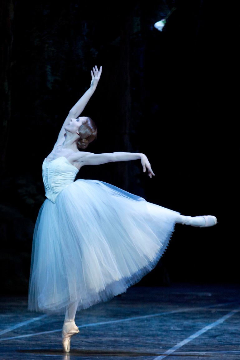TEATRO DELL'OPERA - GISELLE - Direttore David Garforth - Coreogr