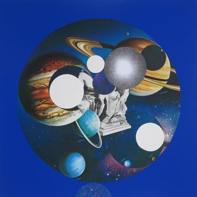 Giulio Paolini, 'Belvedere', 1990, Noire Gallery - da Artsy