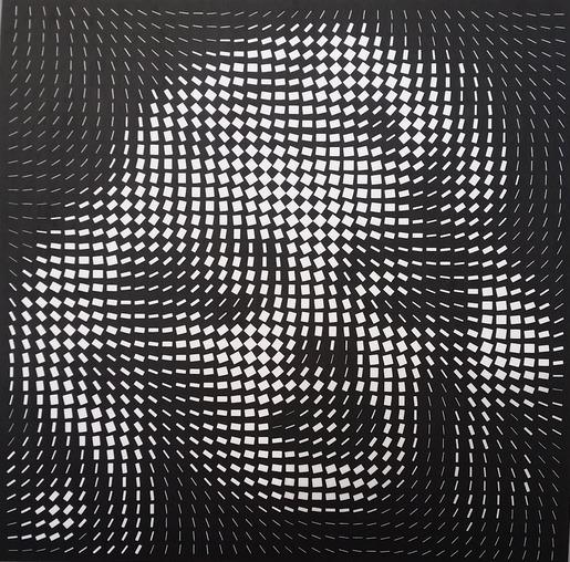Jean-Pierre Yvaral, Marilyn Monroe in Black, 1979 - da Artsper