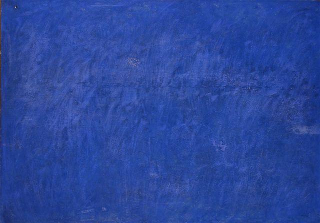 Joan Mirò - Blu, 1925 - da La 24esima Ora