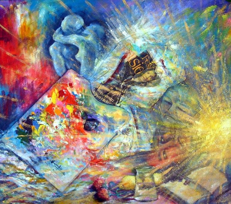 L'amore per l'arte, Rosario Rosafio