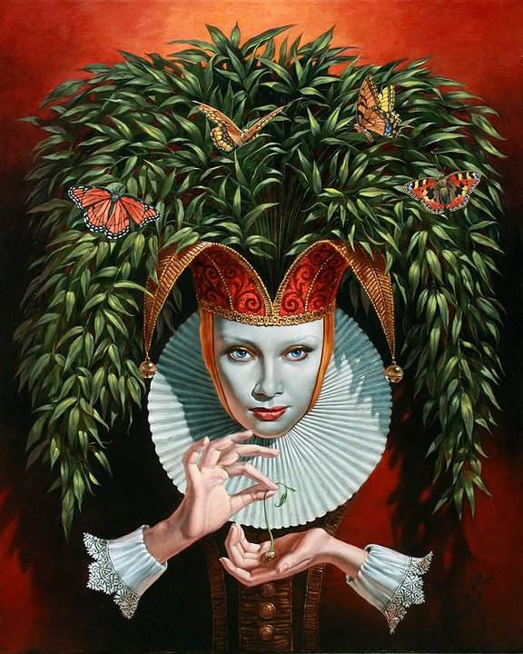 Michael Cheval - da Tutt'Art