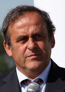 Michel Platini, primo promotore del progetto di fair play finanziario - da Wikipedia