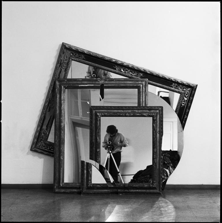 Paolo Pellion di Persano, Michelangelo Pistoletto. La forma dello specchio, Galleria Multipli, Torino 1978 - da Artribune