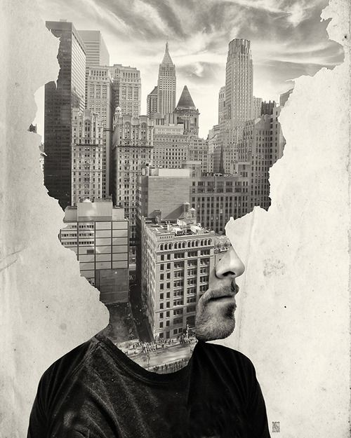 Andrea Costantini New York - da Pinterest