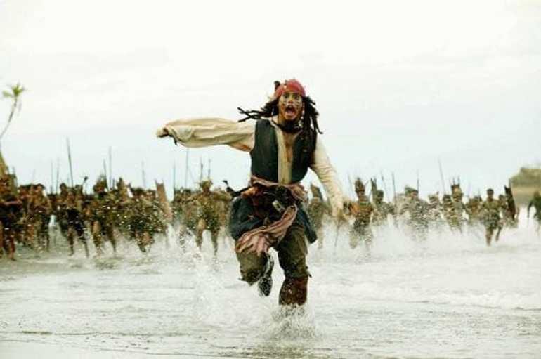 I Pirati dei Caraibi - da Today