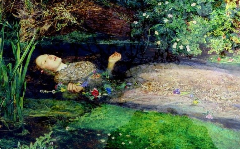 Millais, Ophelia, 1851 - da Society X