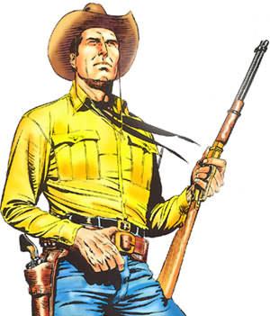 Tex Willer - da Sergio Bonelli Editore Wiki