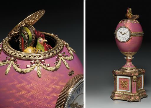 Uovo Fabergé - da NTQ