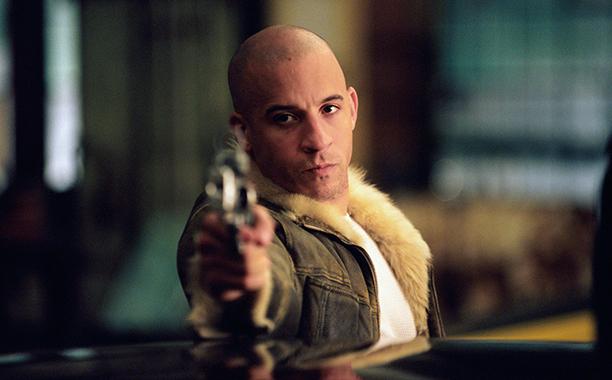 Vin Diesel's xXx - da ew