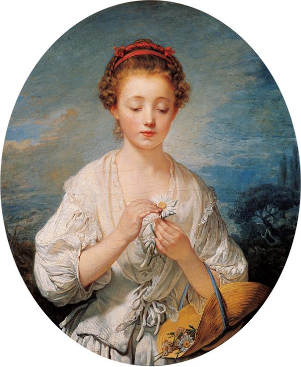 La Simplicité(Jean-Baptiste Greuze, 1759) - da Wikipedeia