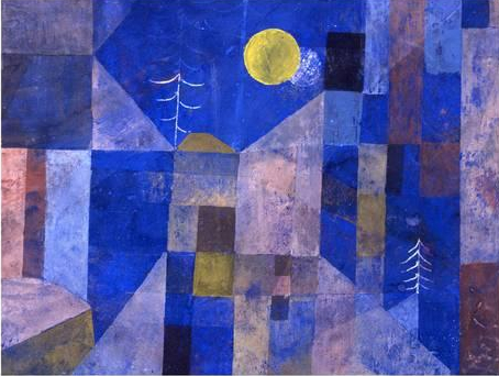 Paul Klee, Moonshine, 1919 - da Art
