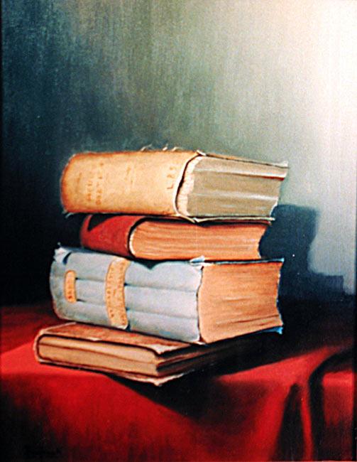 Bruno Benfanti, Libri